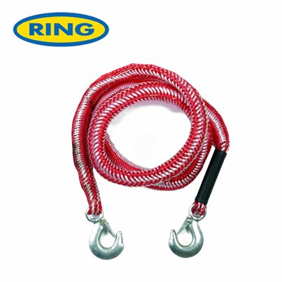 Ring Ring 2 Tonne Elasticated Tow Rope