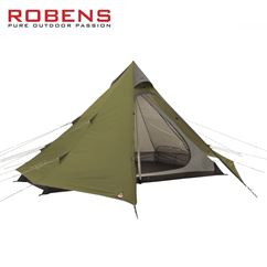 Robens Green Cone 4 Tipi Tent - 2020 Model