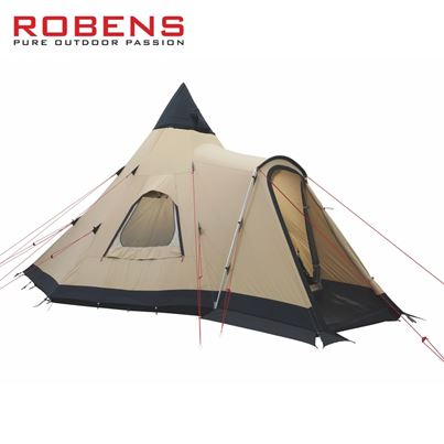 Robens Robens Kiowa Polycotton Tipi Tent - 2019 Model