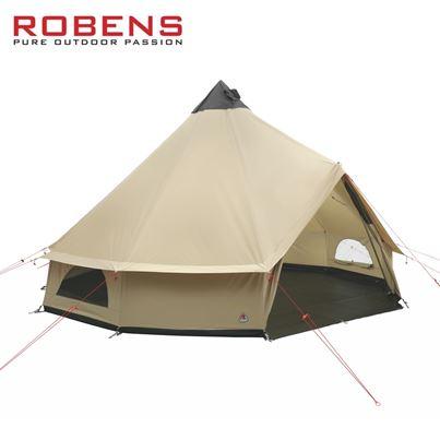 Robens Robens Klondike Grande Polycotton Tent - 2019 Model
