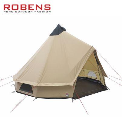Robens Robens Klondike Polycotton Tent - 2019 Model