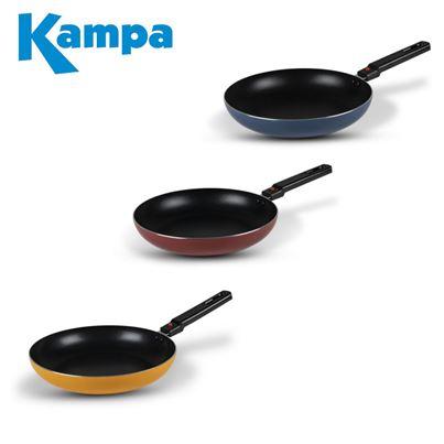 Kampa Kampa Camping Round Non Stick Frying Pan