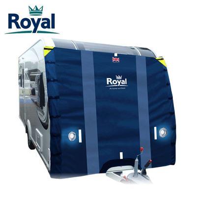 Royal Royal Premium Caravan Front Towing Cover