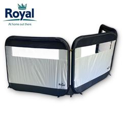 Royal 3 Panel Air Windbreak With FREE Pump