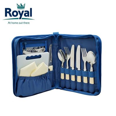 Royal Royal Picnic Cutlery Set 2 Person