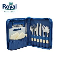 Royal Picnic Cutlery Set 2 Person