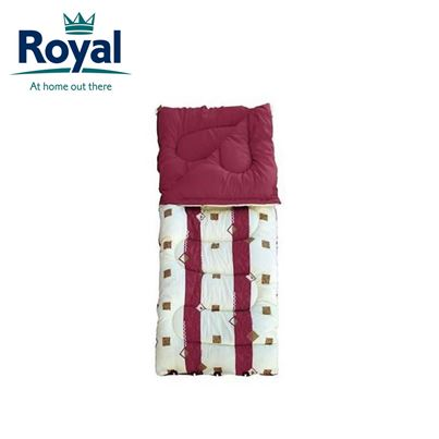 Royal Royal 4 Season Single Sleeping Bag 50oz or 60oz - Umbria Burgundy