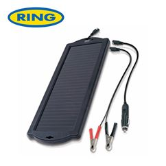 Ring 12V 1.5w Solar Power Battery Maintainer