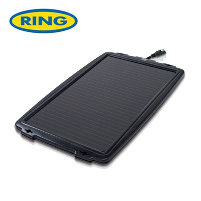 Ring Ring 12V 2.4w Solar Power Battery Maintainer
