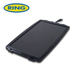 Ring 12V 2.4w Solar Power Battery Maintainer