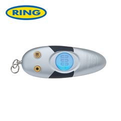 Ring Digital Tyre Keyring Gauge