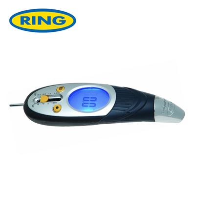 Ring Ring Digital Tyre & Tread Depth Gauge