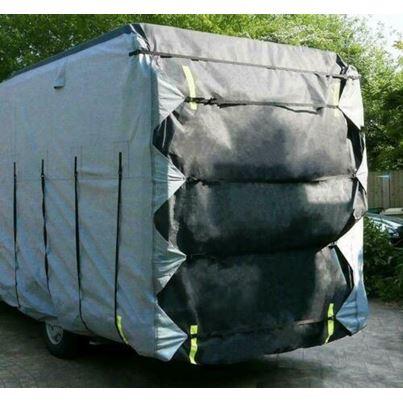 Crusader 3 x Caravan Awning Bracket Pads