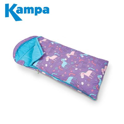 Kampa Kampa Unicorn Childrens Sleeping Bag
