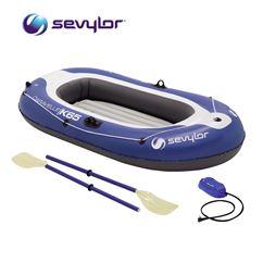 Sevylor Caravelle KK65D Inflatable Boat - 2019 Model