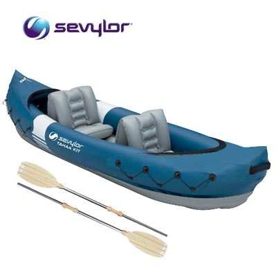 Sevylor Sevylor Tahaa Inflatable Kayak Kit - New For 2021