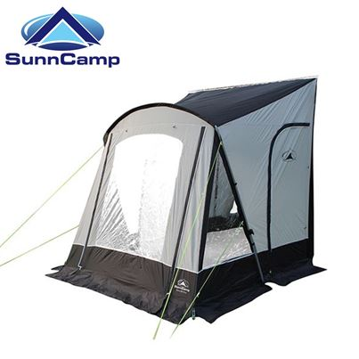 SunnCamp SunnCamp Swift 220 Deluxe Grey Awning - 2018 Model