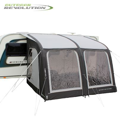 Outdoor Revolution Outdoor Revolution Sportlite Air 320 Caravan Awning With FREE Carpet - New For 2021