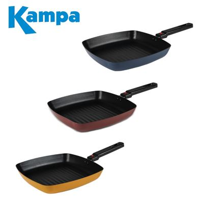 Kampa Kampa Square Frying Pan - 2021 Colours