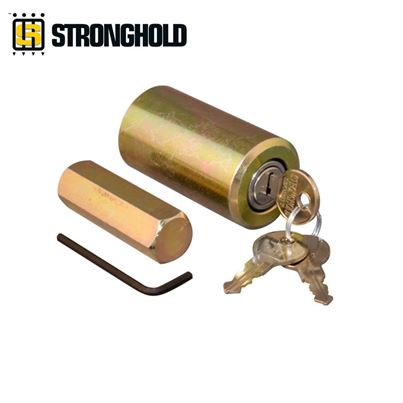 Stronghold Stronghold Insurance Approved Caravan Leg Lock