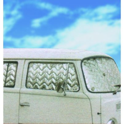 Summit Volkswagen T2 Bay - Internal Thermal Blinds