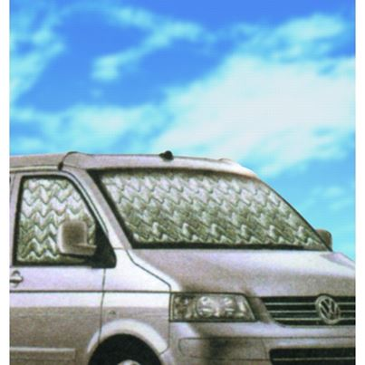 Summit Volkswagen T5 Front 3pc - Internal Thermal Blinds