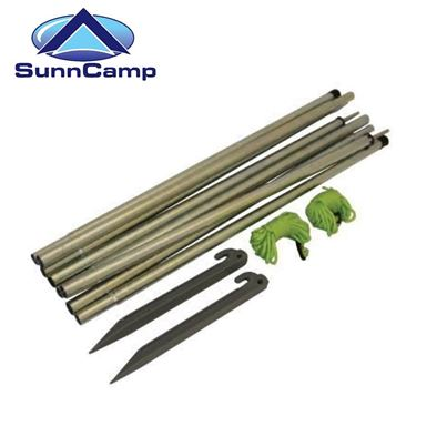 SunnCamp SunnCamp Universal Front Canopy Pole Set