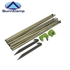 SunnCamp Universal Front Canopy Pole Set