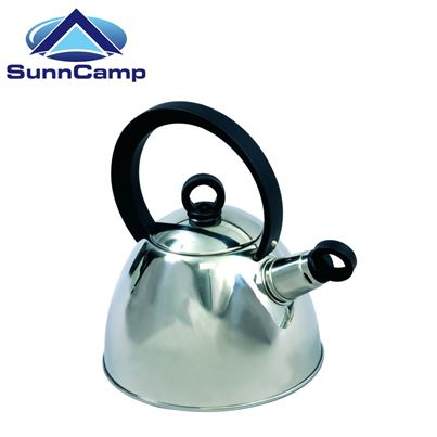 SunnCamp SunnCamp Nouveau 1.8L Stainless Steel Whistling Kettle