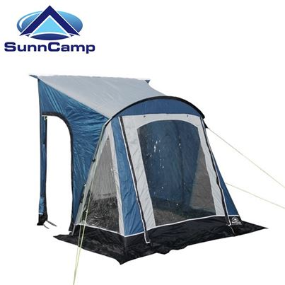 SunnCamp SunnCamp Swift 220 Deluxe Blue Awning - 2019 Model