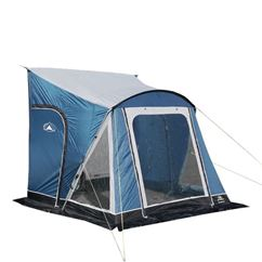 SunnCamp Swift 260 Deluxe Blue Awning