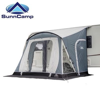 SunnCamp SunnCamp Swift 260 SC Deluxe Caravan Awning - New for 2020