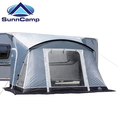 SunnCamp SunnCamp Swift 325 Deluxe Caravan Awning With FREE Carpet - 2019 Model