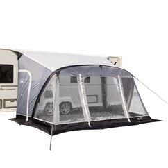 SunnCamp Swift Air 390 Caravan Awning With FREE Awning Carpet