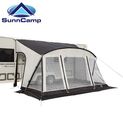 SunnCamp SunnCamp Swift 390 Deluxe Awning With FREE Carpet - 2018 Model