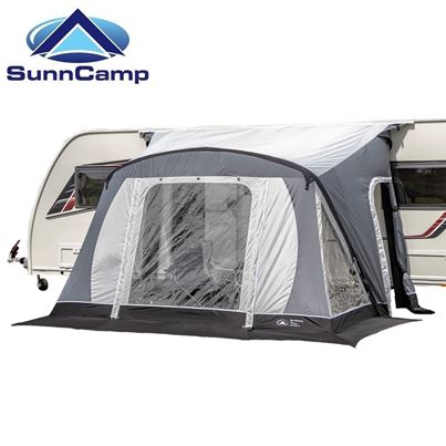 SunnCamp SunnCamp Swift Air SC 325 Caravan Awning with FREE Carpet - 2020 Model