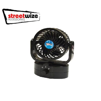 Streetwize Streetwize Single Power Fan