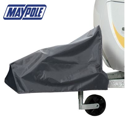 Maypole Maypole Universal Hitch Cover Grey