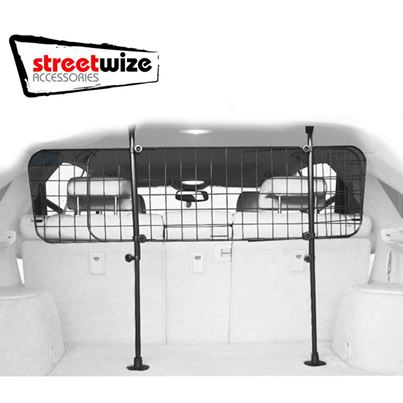 Streetwize Streetwize Universal Mesh Grille Dog Guard