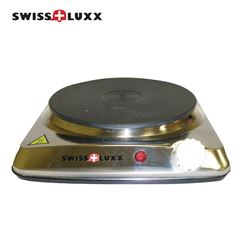 Swiss Luxx Stainless Steel Cooking Hot Plate