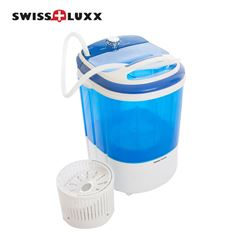 Swiss Luxx Dual Tub 150W Washing Machine