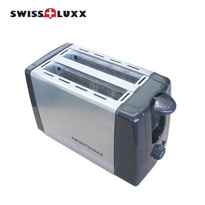 Swiss Luxx Swiss Luxx Low Wattage Stainless Steel Toaster