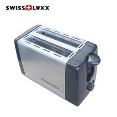 Swiss Luxx Low Wattage Stainless Steel Toaster
