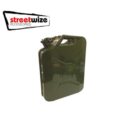Streetwize Streetwize Metal 20 Litre Jerry Can