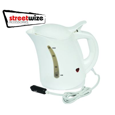 Streetwize Streetwize 12V In Car Large Capacity Travel Kettle
