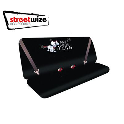 Streetwize Universal Rear Seat Protector