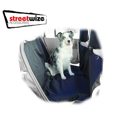 Streetwize Universal Hammock Style Pet Seat Protector