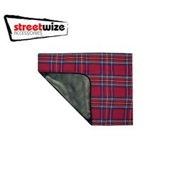 Streetwize Picnic Rug with PVC Backing - 150 x 135 cm