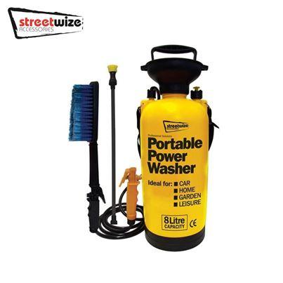 Streetwize Streetwize 8L Portable Pressure Washer