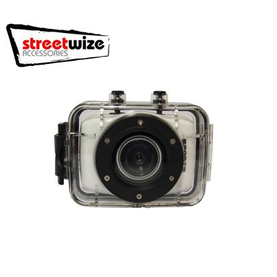 Streetwize Streetwize Waterproof Action Camera